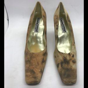 Costa Blanca Heels